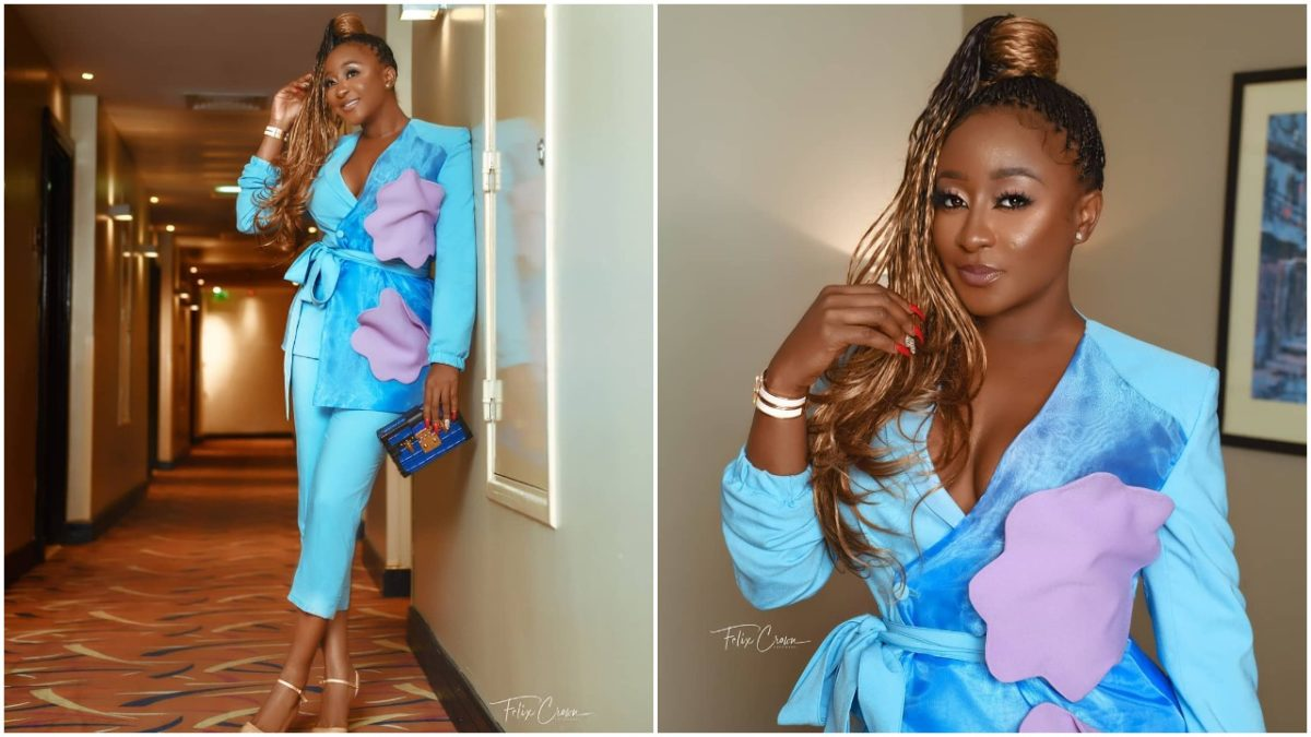 Melanin Popping!! Ini Edo Shares Stunning New Photos