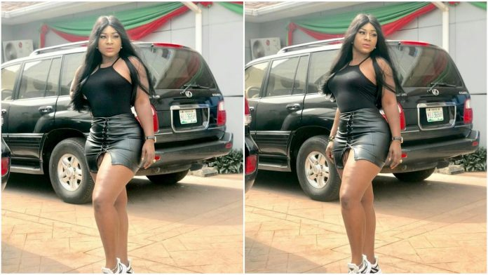 Any man that does not support a hard-working woman is less of a man – Actress Destiny Etiko