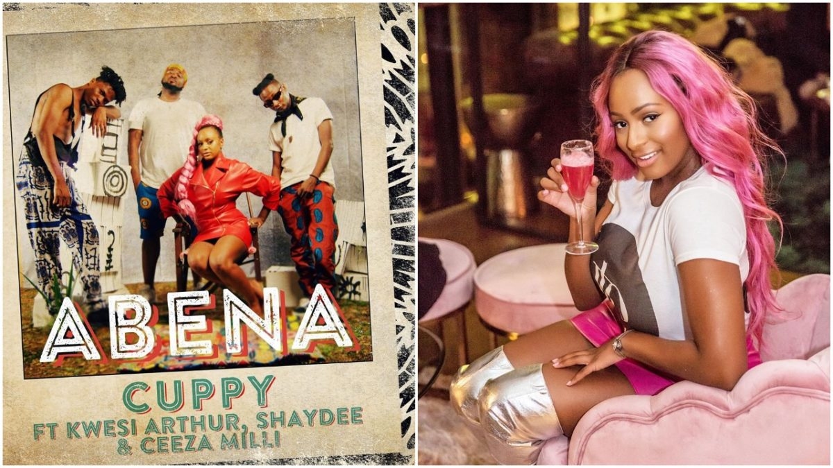 DJ Cuppy Releases New Music on Friday Titled 'Abena'