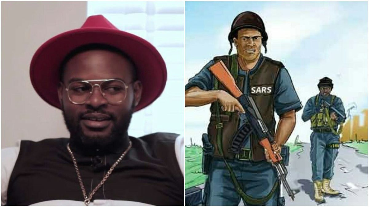 """Between these SARS guys, Armed robbers and assassins, any difference ?"""" – Falz The Bahd Guy Laments"""
