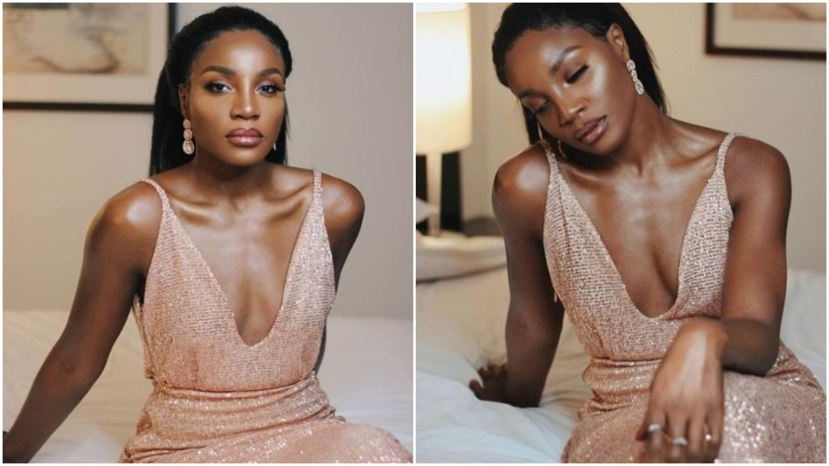 Singer Seyi Shay Becomes First African Artiste To Be Given Residency In UK