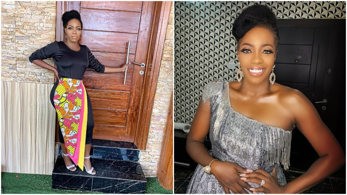 TV Presenter Shade Ladipo Wasn't Sacked Silverbird, It Was all An April Fool Prank