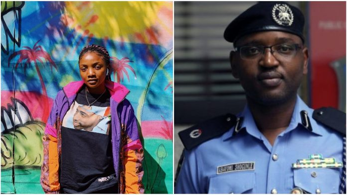 Nigerian Sonorous Singer, Simi Also gets Blocked By Yomi Shogunle