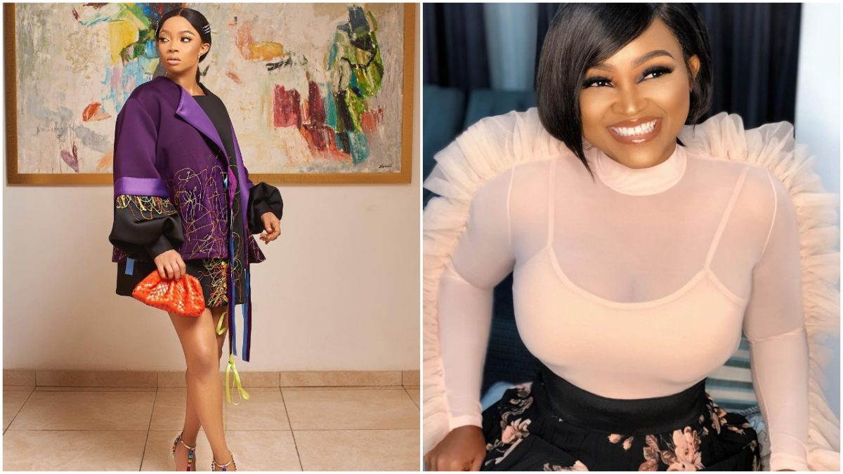 Toke Makinwa just bought another house in Banana Island - Mercy Aigbe reveals