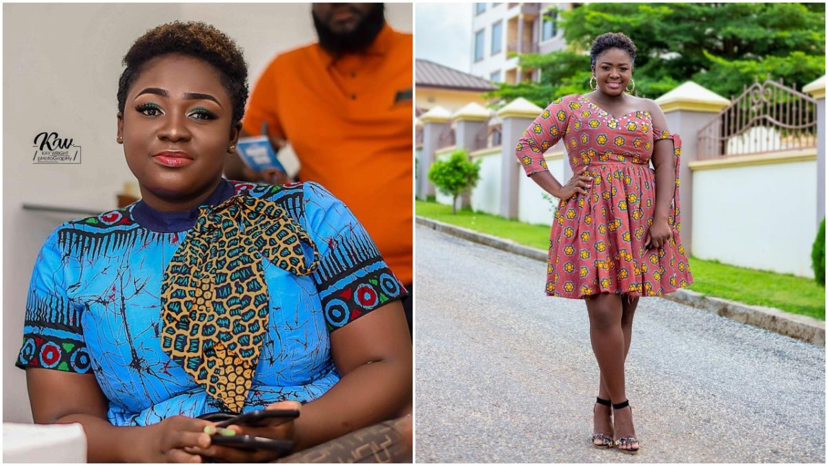 Don't give credit to politicians for my success; I worked for it – Actress Tracey Boakye