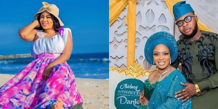 1559019678 Weeks after sister Sola delivers child Bidemi Kosoko gives birth to first child