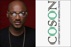2face Idibia accuses COSON of corruption collecting royalties on behalf of members lailasnews 1152x768