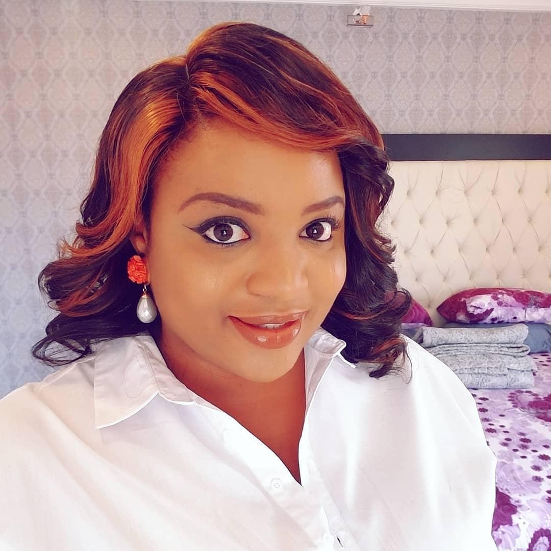 Actress Funke Adesiyan shades Tonto Dikeh, says she is toxic