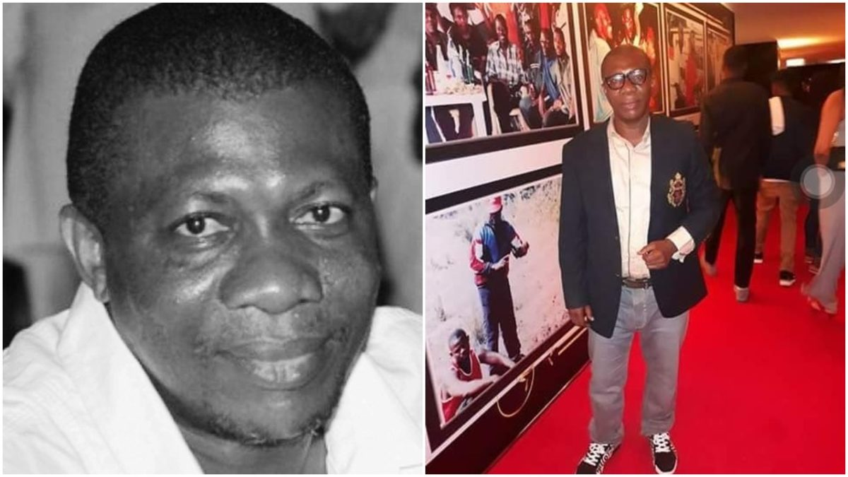 I became a filmmaker by accident, I didn't plan to become One – Chico Ejiro