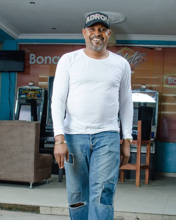 Nigerian Entertainers have power to curb drug abuse – Actor Saidi Balogun