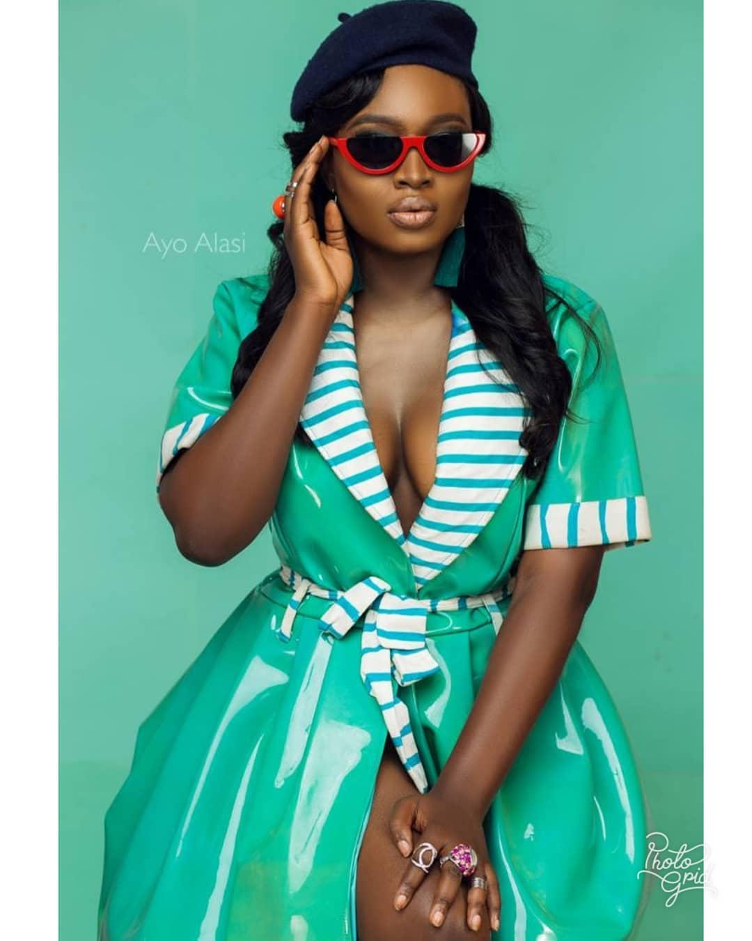 Actresses Who 'bleach' Have Nothing To Offer –  Model , Actress Adebimpe Oyebade reveals