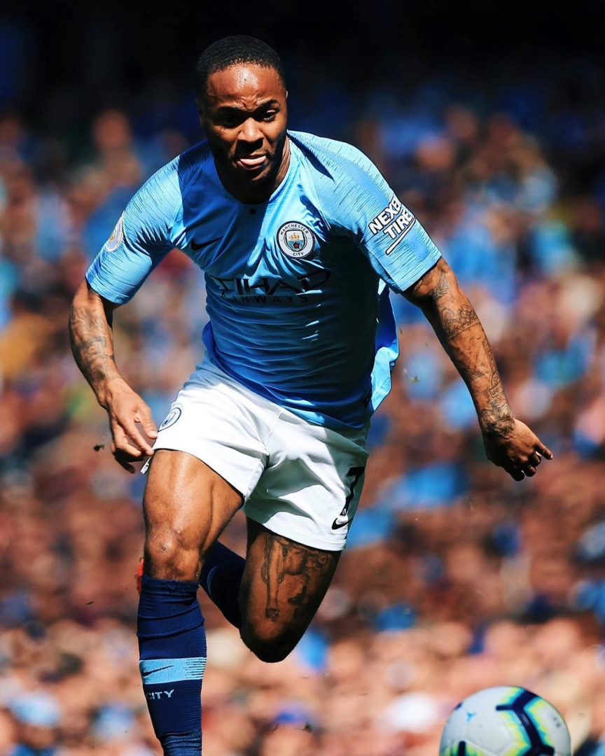 Why I embarked on racism fight – Raheem Sterling