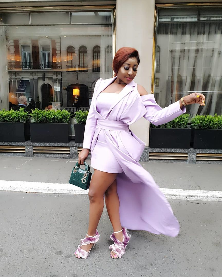 I Never Envisaged My Passion for Acting Will Bring Me This Far -Actress Ini Edo