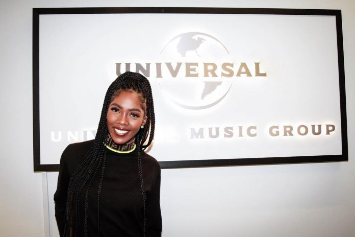 Tiwa Savage Officially Leaves Mavin Records, signs with Universal Music Group