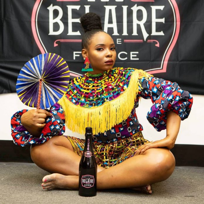 Yemi Alade Song 'Oh My Gosh' Remix Ft Rick Ross Hits 1.6 Million Views In 3 Days