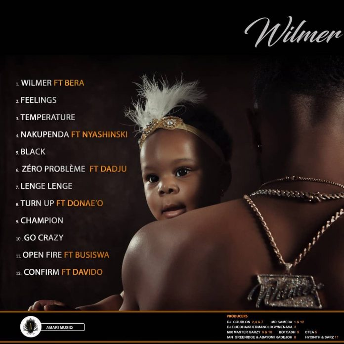 Reggae musician Patoranking Snubs Popular Nigerian artists in New Album