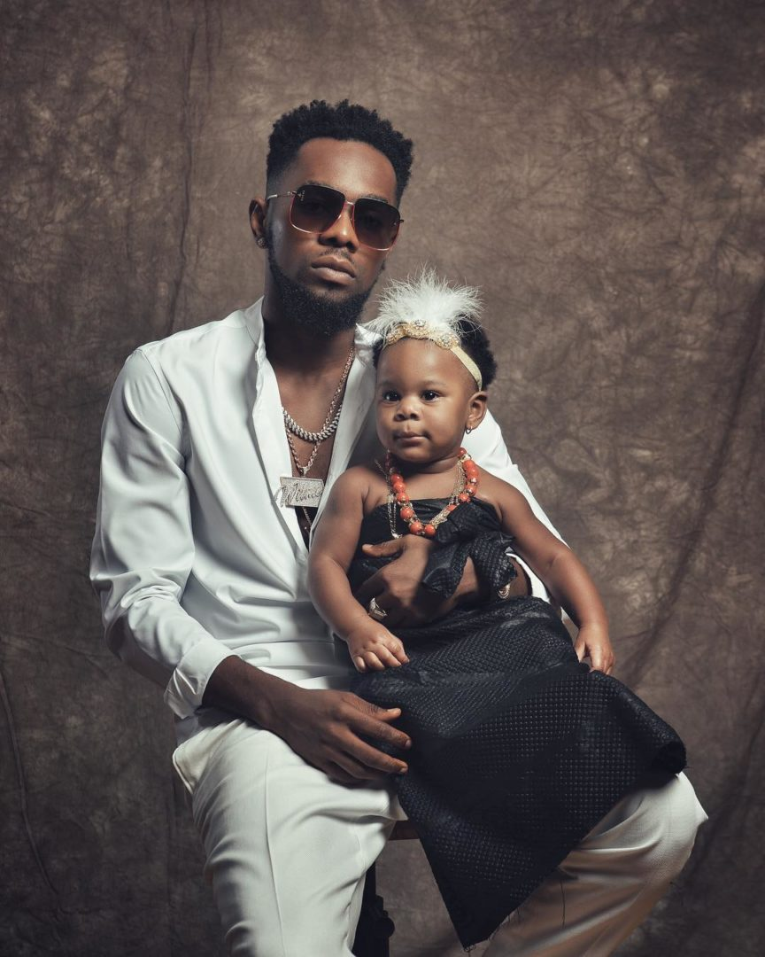 I smile a lot, look better since the birth of my daughter – Patoranking