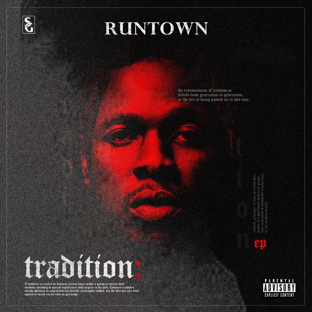DOWNLOAD EP: Runtown - Tradition (EP)