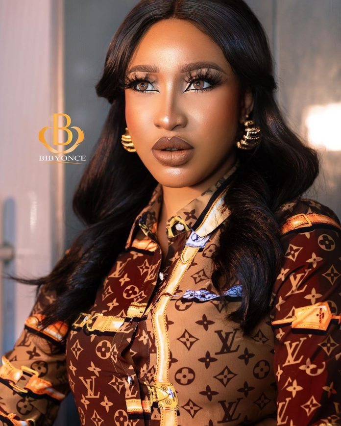 People should stop asking me for money, am saving for my Birthday - Tonto Dikeh