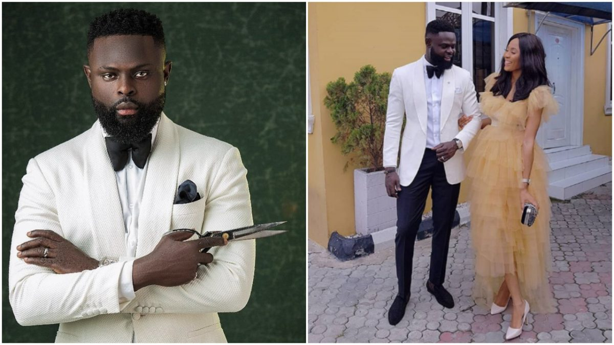 Comedian AY's brother, Yomi Casual gifts his wife a car for her birthday