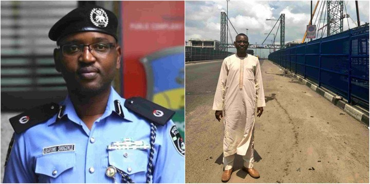 Twitter Celebrates Following The Redeployment Of Controversial Police Officer, Yomi Shogunle, From Lagos To Nkalagu