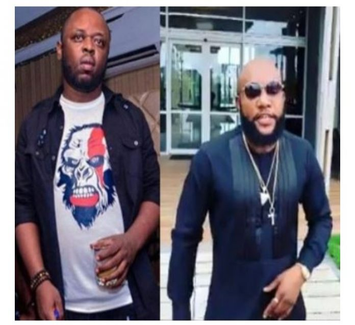 Singer Kcee Loses 1 million Naira Bet Following Barcelona's Defeat To Liverpool