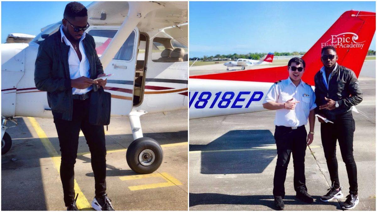 BBNaijas 2018 Winner Miracle Ikechukwu passes US Aviation school