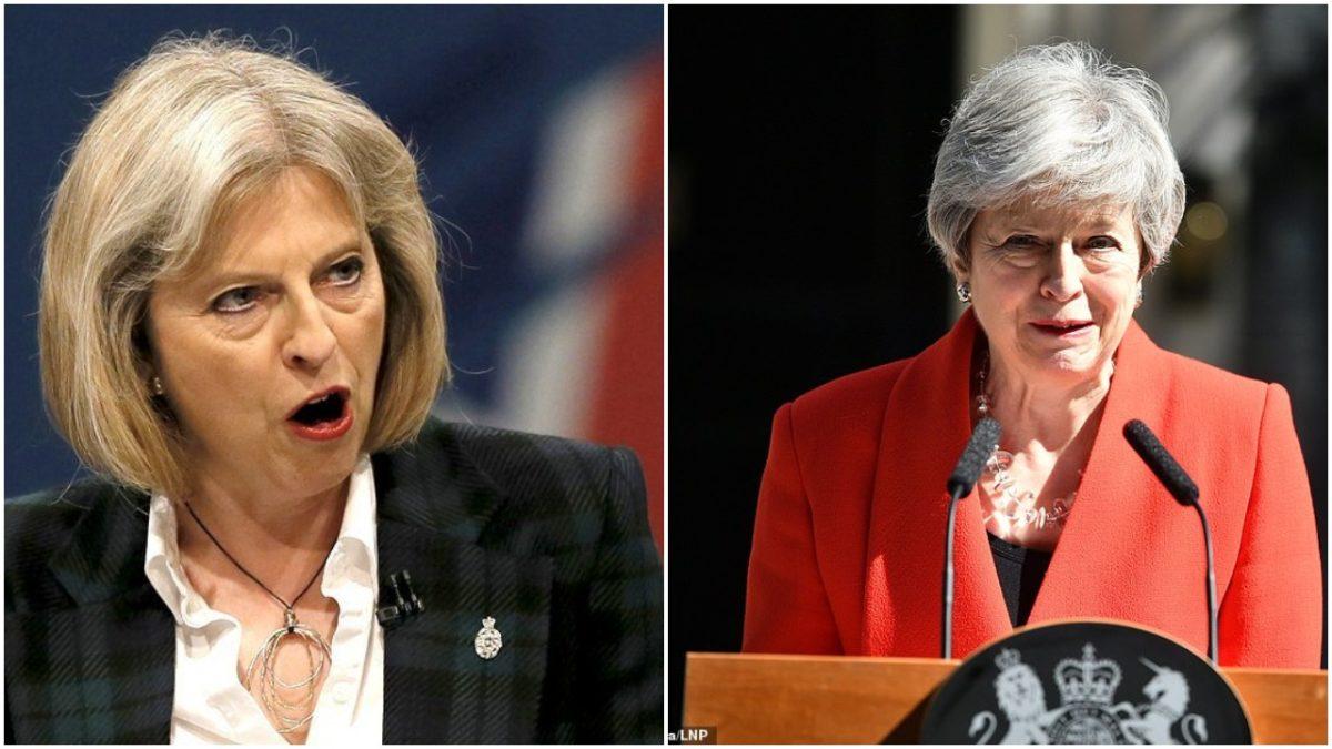 BREAKING - British Prime Minister, Theresa May Resign