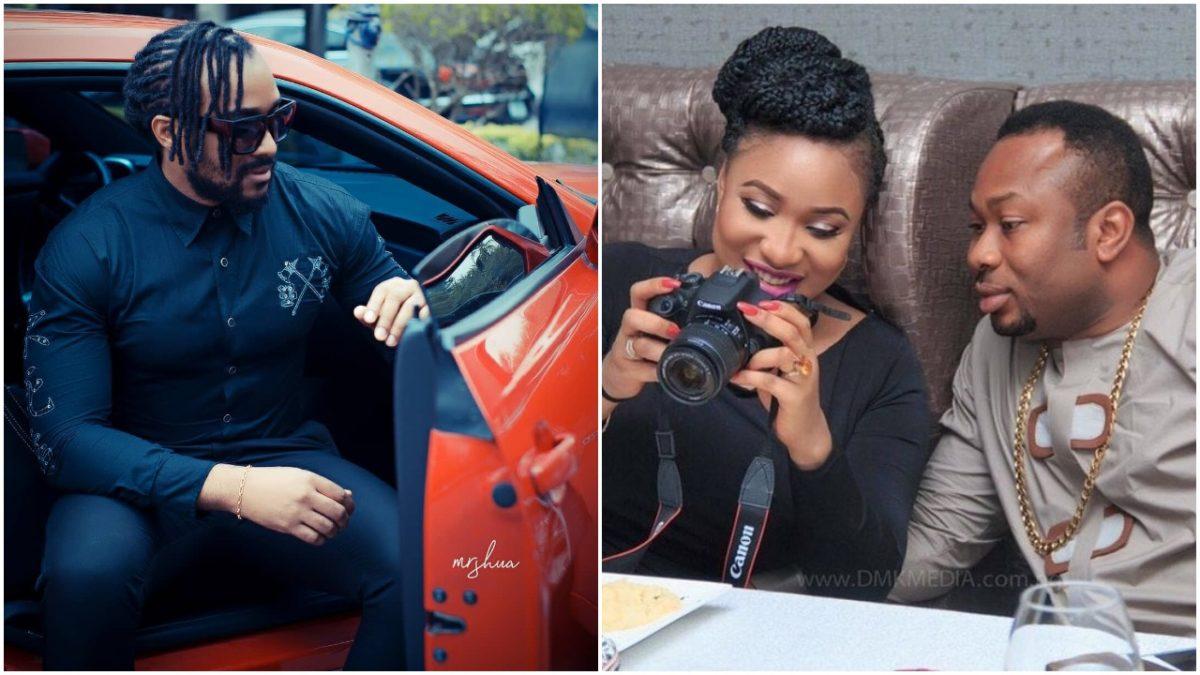 Bryan Okwara Mocks Tonto Dikeh And Ex-husband Olakunle Churchill