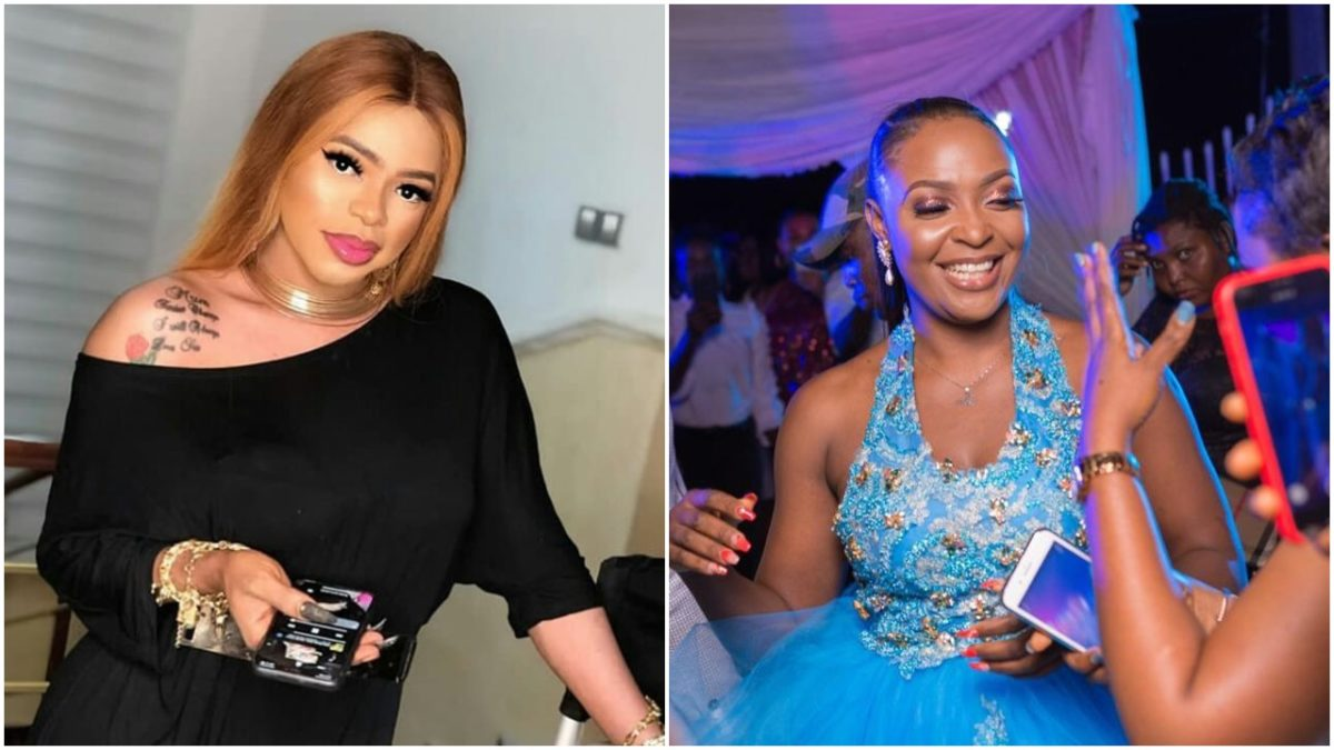 """Bobrisky Drums Support for Disgraced Blogger Okoro Blessing claims """"we are all thieves"""""""