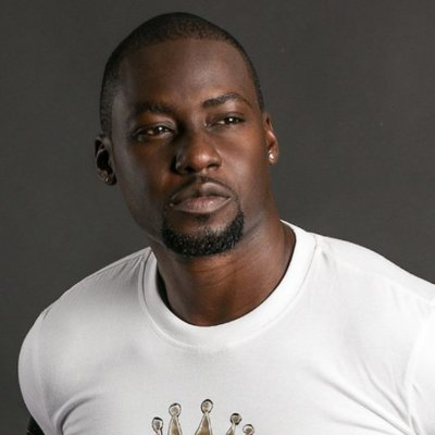 Ghanaian Actor Chris Attoh cancels movie shoot, flies to Maryland after wife gets murdered