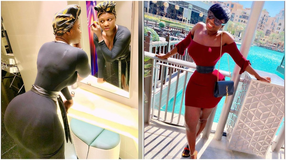 """""""P**sy is the root of all evil, not money"""" - Actress, Princess Shyngle"""