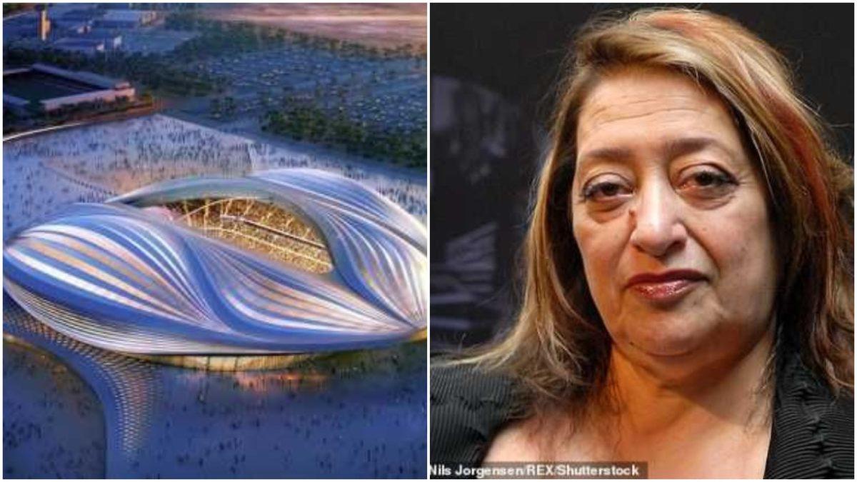 Qatar's 2022 World Cup 'Vagina Stadium'