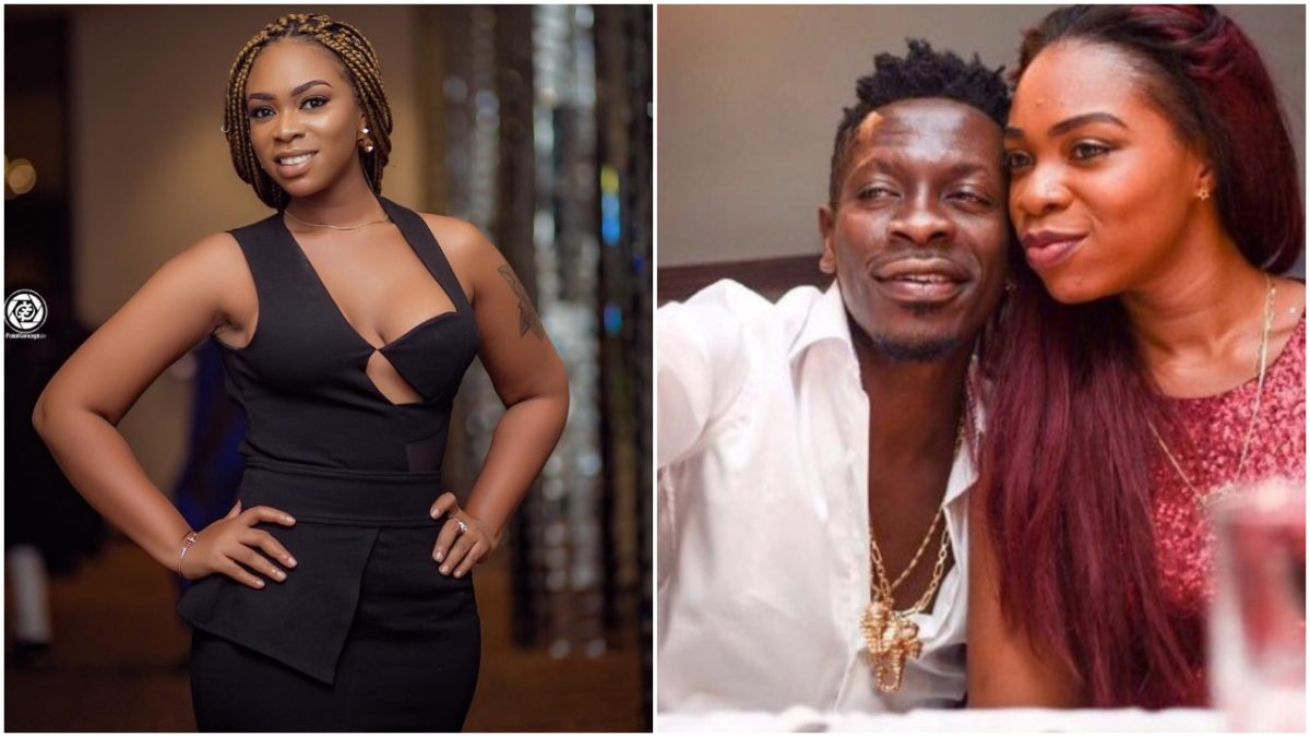 Shatta Wale Couldn't Satisfy Me In Bed So I Left –  Shatta Michy Reveals