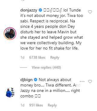 Many people Told Tiwa Savage to leave Mavin Records 4 years ago – Don Jazzy