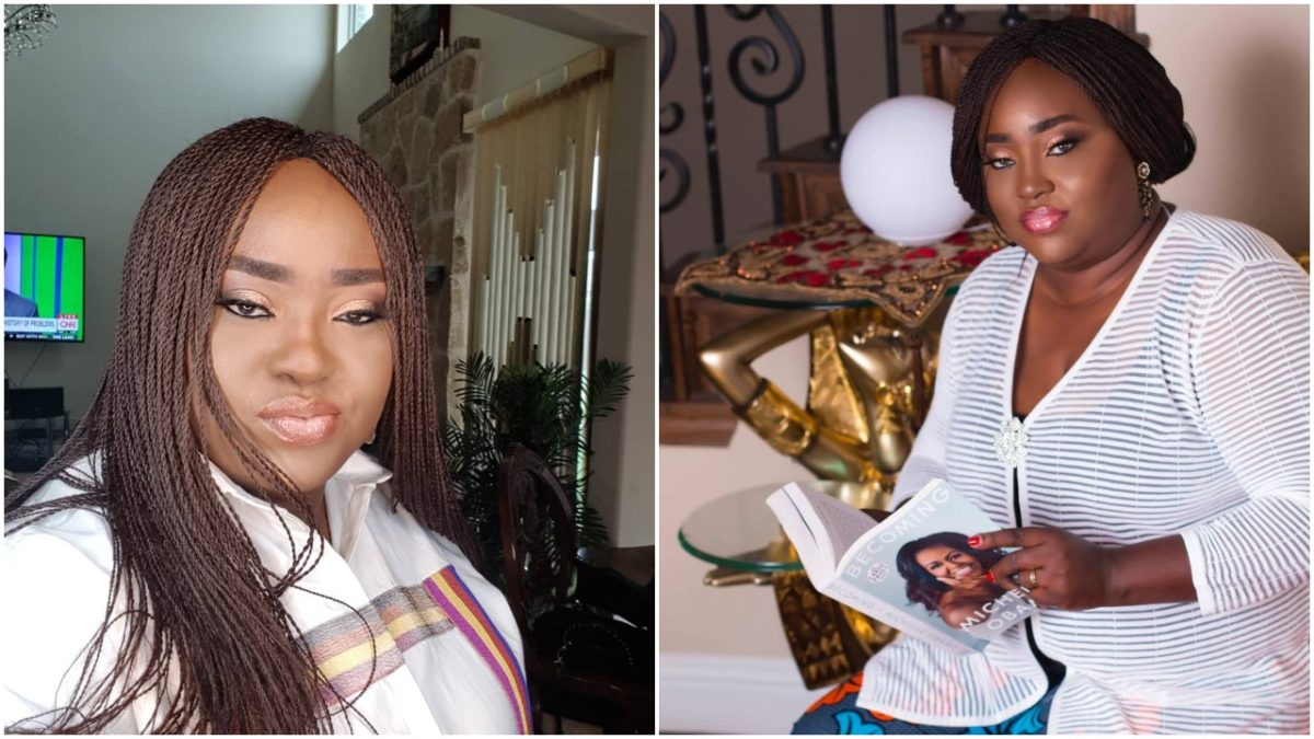 Nollywood  Movie Producer Emem Isong Loses Her Dad