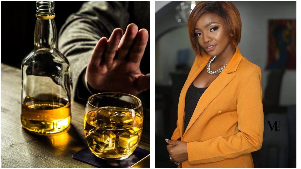 """Alcohol Exposes My Love For Adekunle Gold"" - Simi reveals Deep Secret"