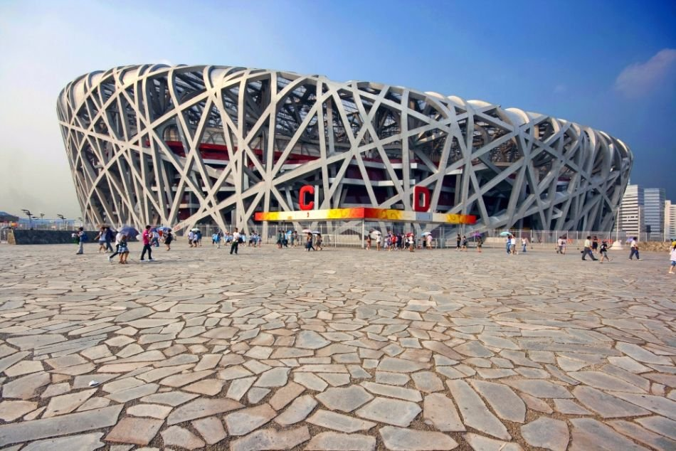 beijing national stadium birds nest 2557100249