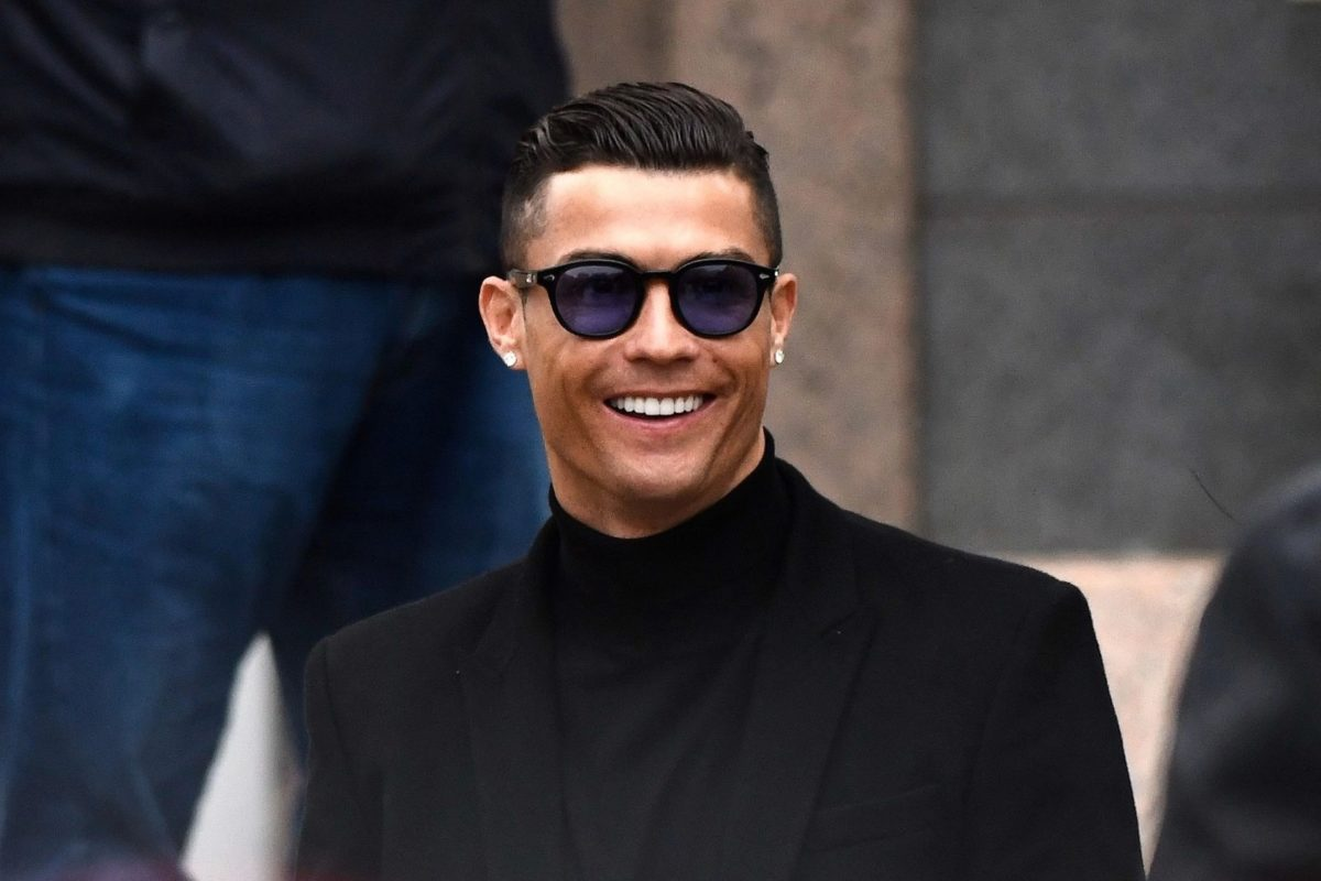 Juventus Star man, Cristiano Ronaldo buys the most expensive car in the World