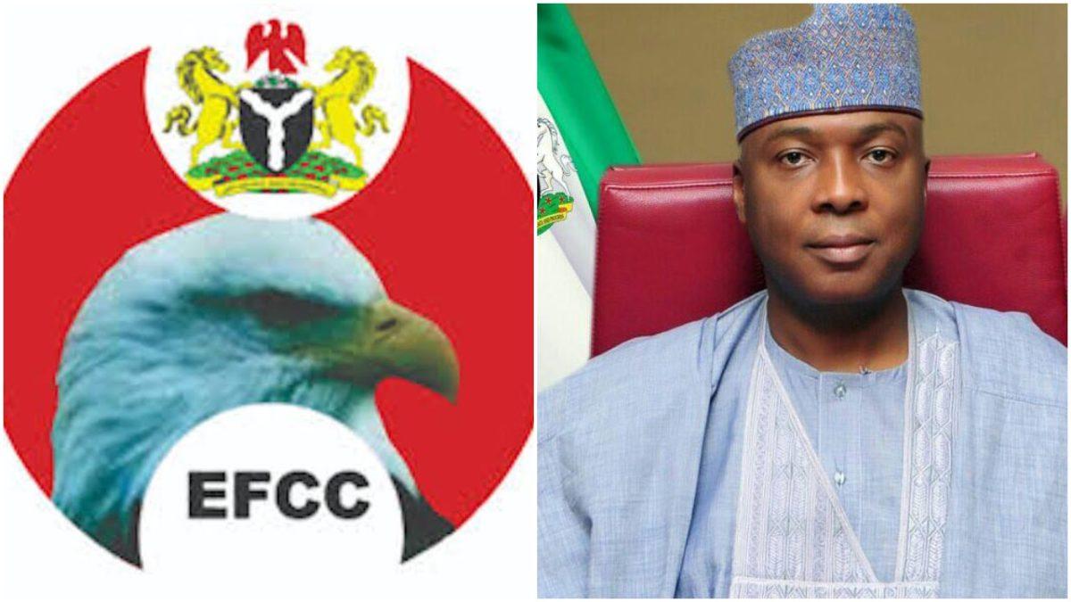 EFCC seizes  Senator Saraki's houses, marks other properties in Lagos