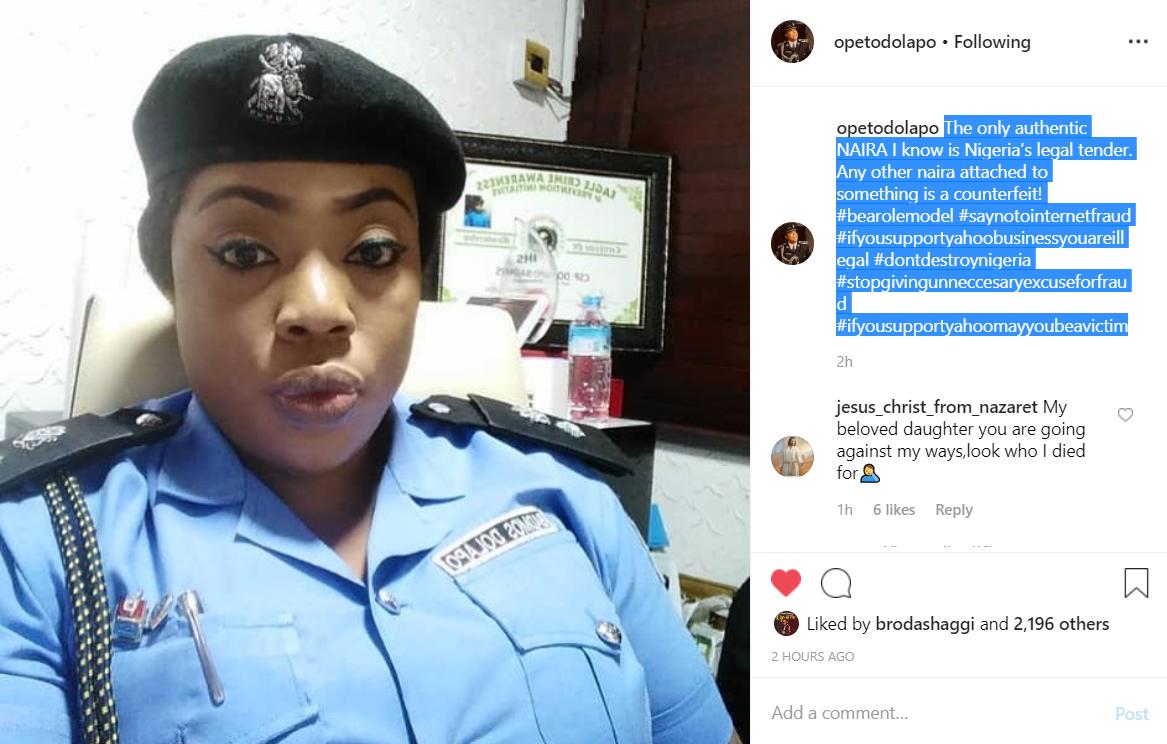 Police PPRO, Dolapo Badmus Subtly shades Naira Marley after EFCC arrested him