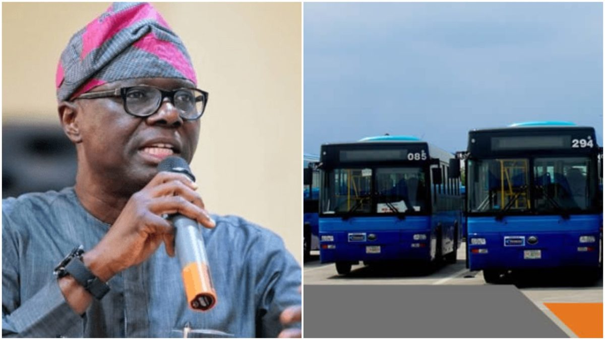 I Will Employ Graduates As BRT Drivers, Pay N100,000 - Governor Elect ,Babajide Sanwo-Olu boast