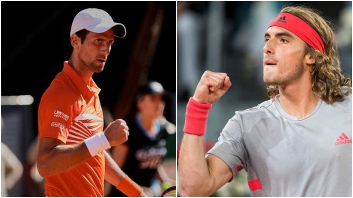 Novak Djokovic defeats Stefanos Tsitsipas 6-3, 6-4 to win his third Madrid Open title