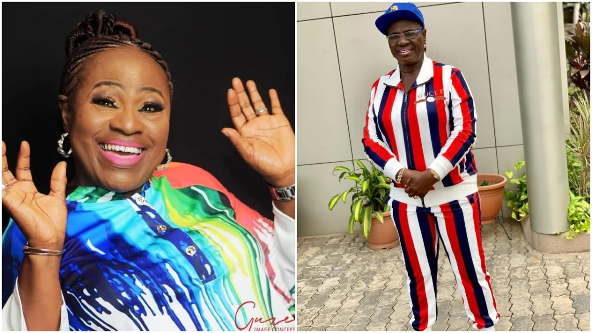 I cried when I was called the cheapest actress , I was earning 3000 Naira per Movie — Mama Rainbow