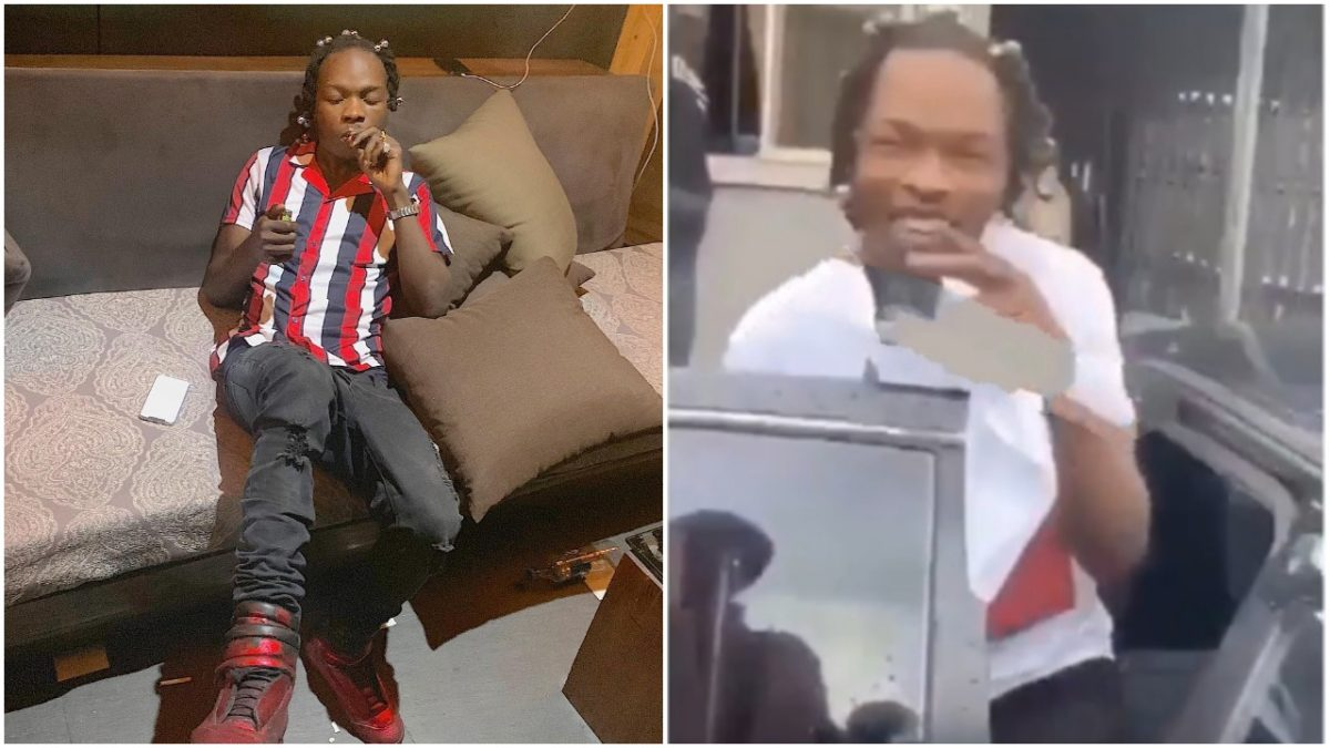 BREAKING - Naira Marley Allegedly released – Rapper freed on bail