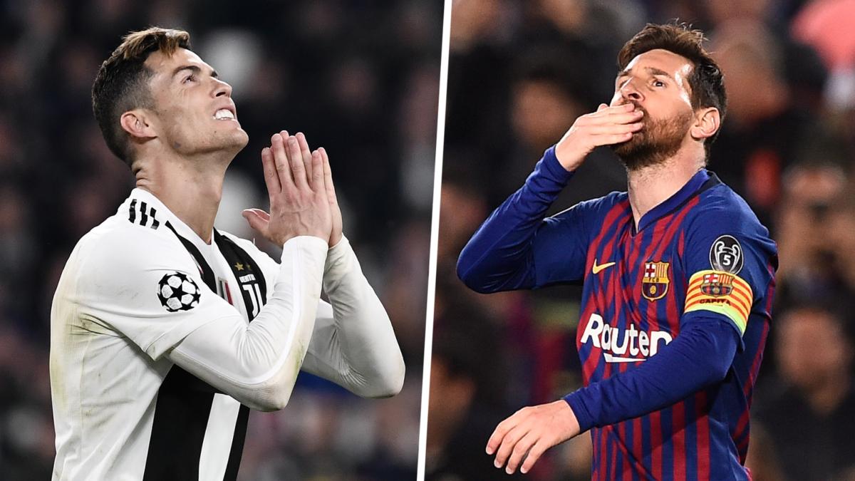 'Don't compare Messi to Ronaldo anymore!' - Balotelli