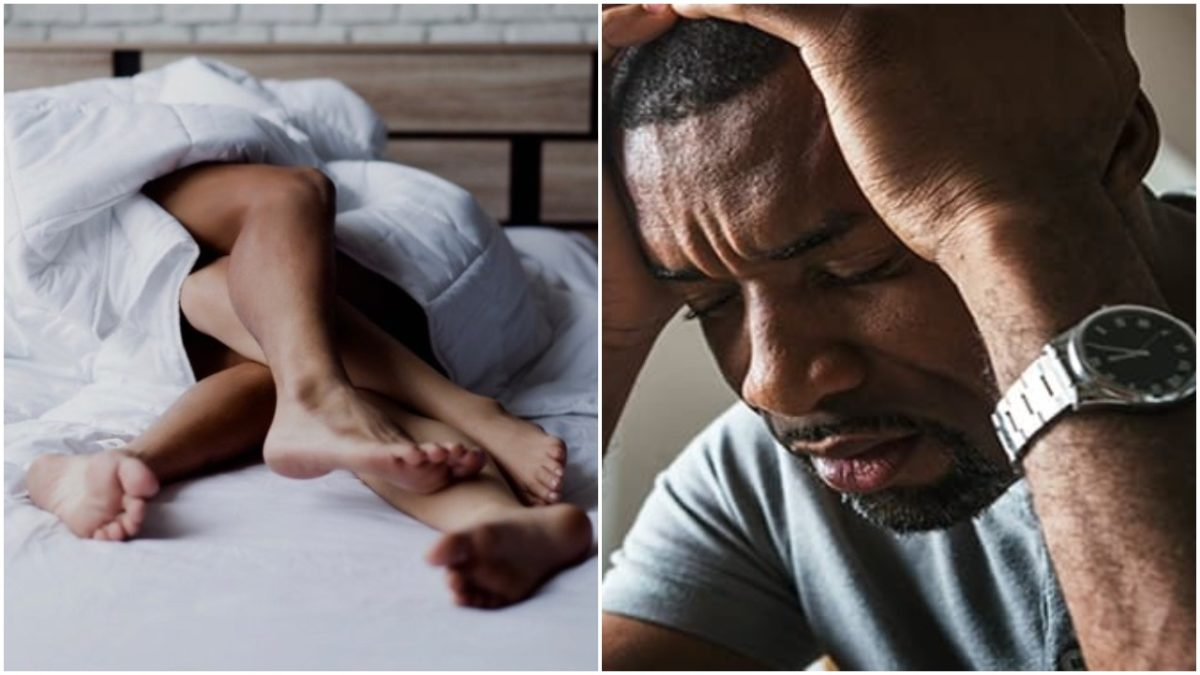 """My wife says my """"D**k"""" is too Small – Nigerian pastor cries out"""