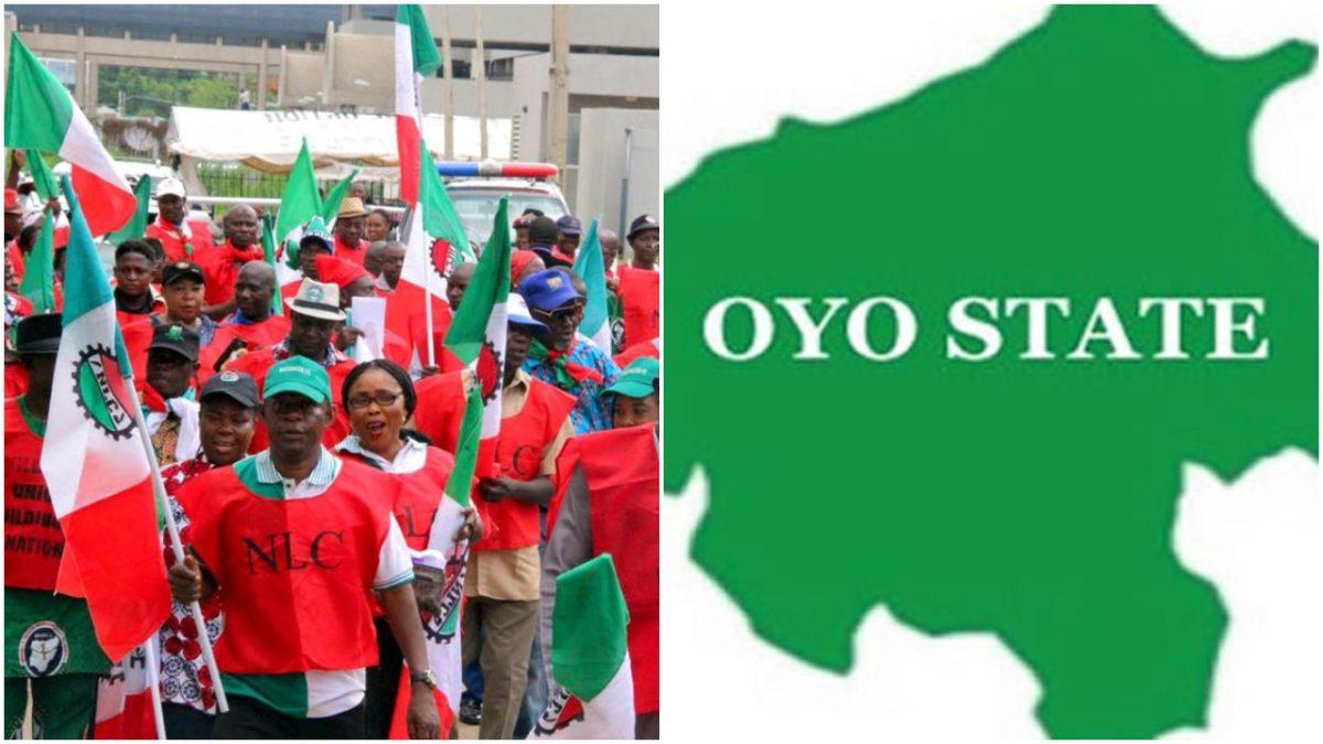 NLC begins indefinite strike in Oyo State