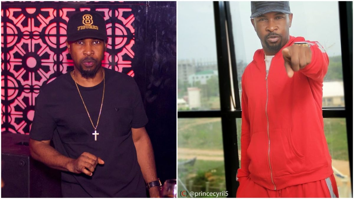 Rapper Ruggedman distances himself from Naira Marley's arrest by EFCC