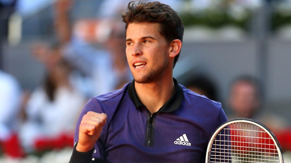 World No. 1 Djokovic Defeats Thiem to reach Madrid Open final